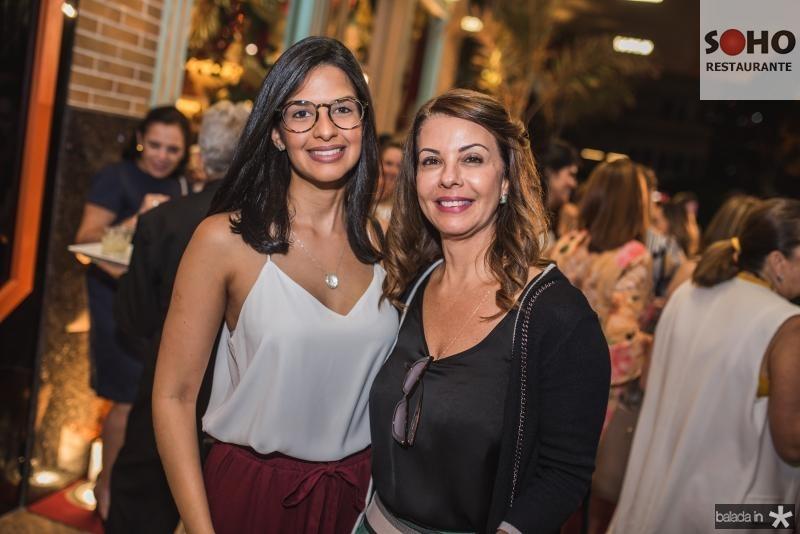 Tatiana e Edileda Mendes
