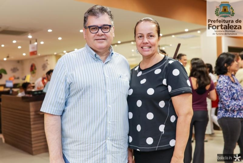 Marcos e Isabel Gomide