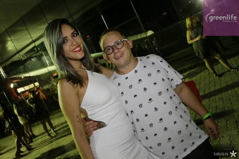 Renata Silva e Jane de Lourenco