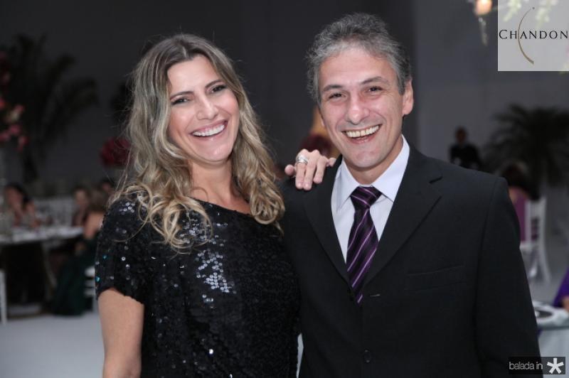 Eveline Duarte e Ricardo Reis