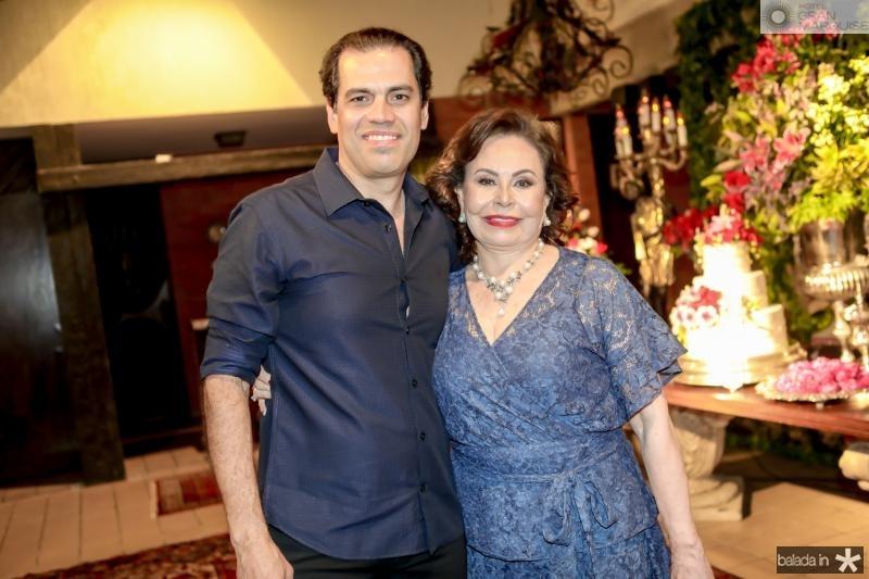 Etevaldo e Marly Nogueira