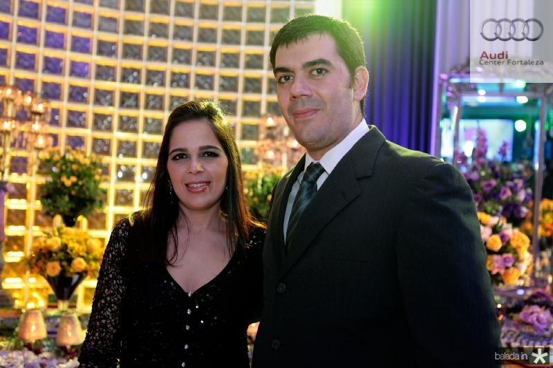 Ivolina e Rafael Chaves