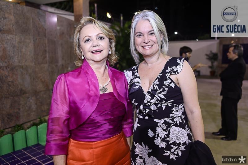 Lurdinha Leite Barbosa e Marilia Lovatel