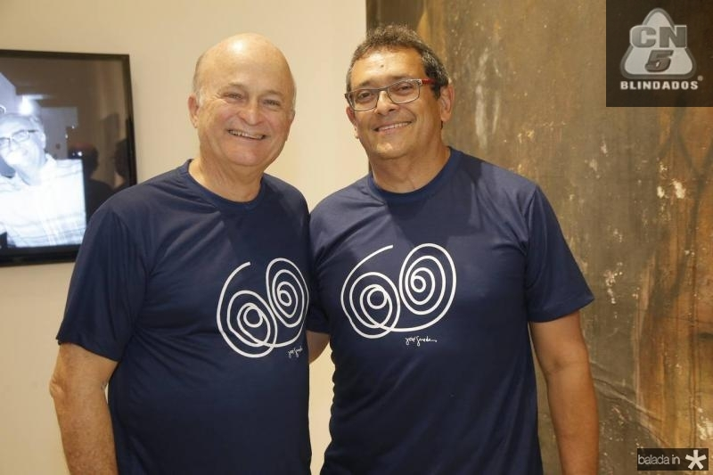 Lauro Fiuza e Jose Guedes