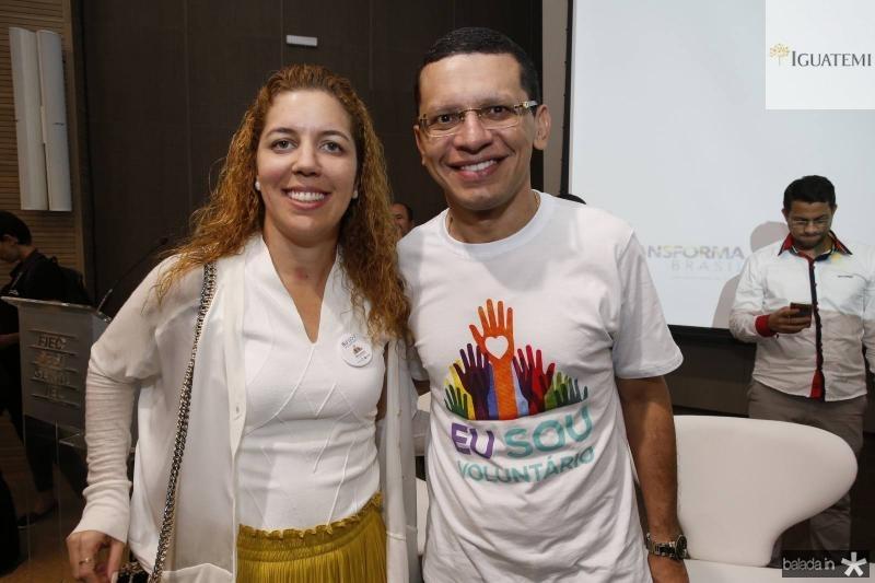 Ticiana Queiroz e Renato Lima 1