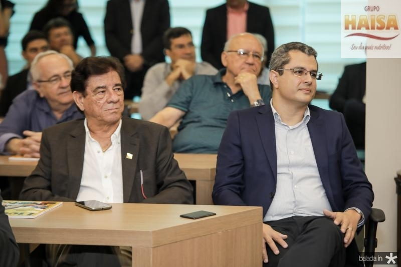 Elias Carmo e Rodrigo Araujo