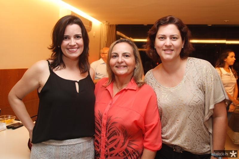 Ana Carolina Silveira,Lidia Militão e Tatiana Melo