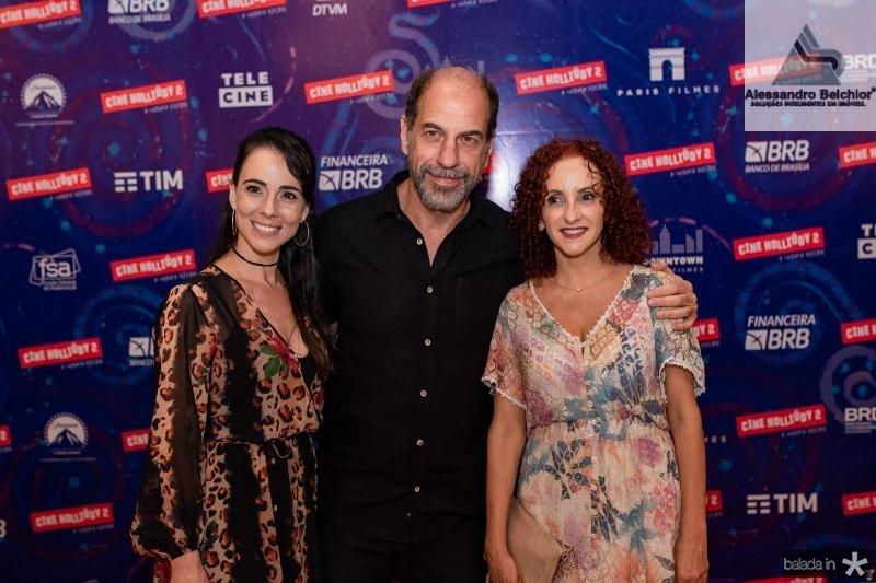 Mirian Freeland, Roberto Bomtempo e Gorete Milagre