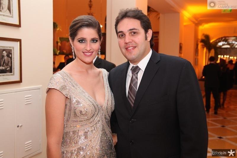 Rebeca e Bruno Bastos