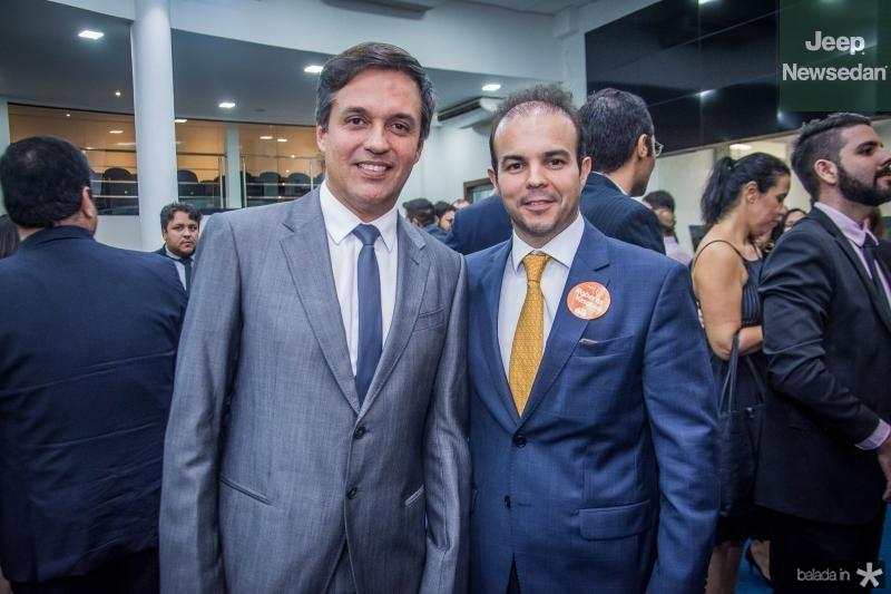 Fernando Novais e Drausio barros Leal