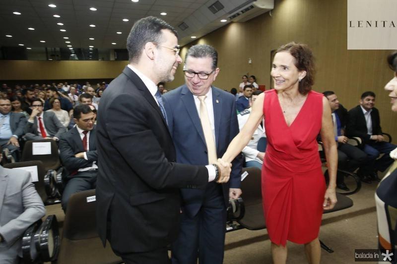 Bona Carvalho, Flavio Juca e Izolda Cela