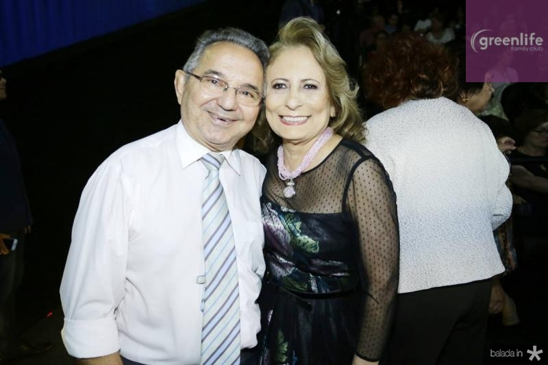 Jose Milton Cerqueira e Graca Bringel