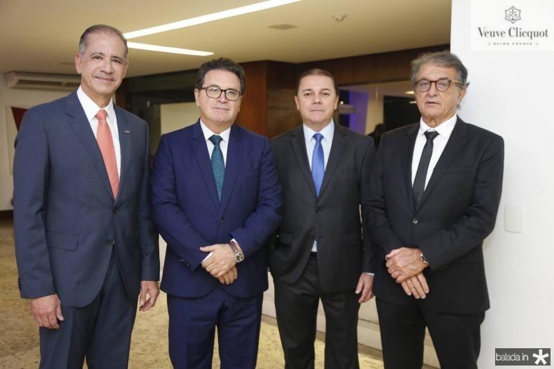Regis Medeiros, Vinicius Lummertz, Eliseu Barros e Arialdo Pinho 2