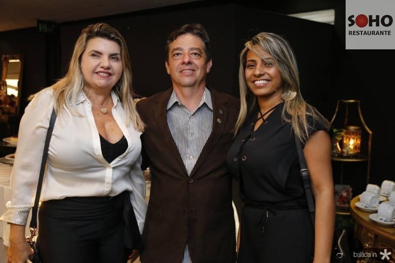 Marta Costa, Mario Pinho e Elis Regina