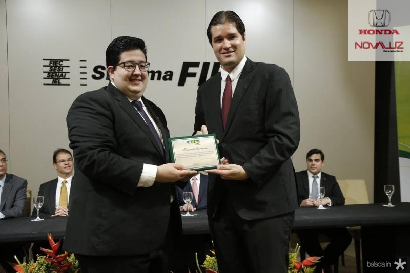 Yuri Torquato e Fernando Laureano