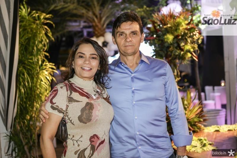Margarida Alves e Max Bezerra