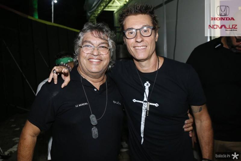 LC Moreira e Dinho Ouro Preto
