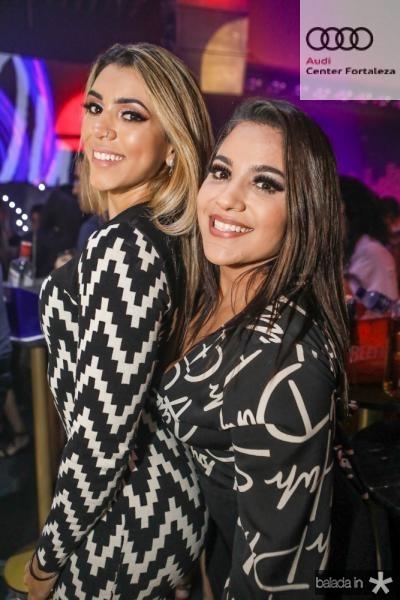 Leticia Verissimo e Tamires Lima