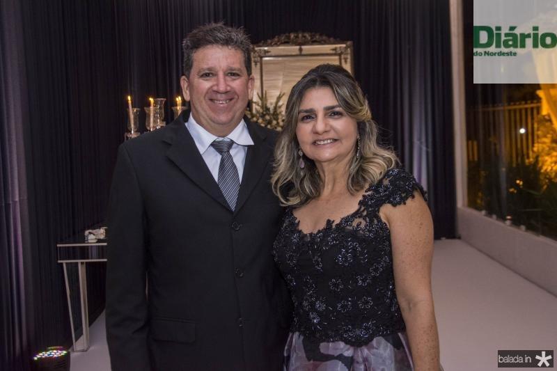 Ossian e Jane Aguiar