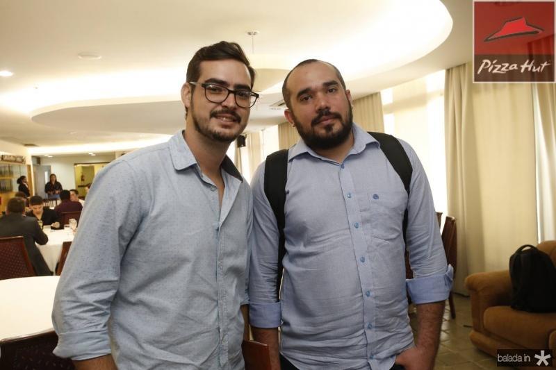 Kaue Aguiar e Leonardo Guedes