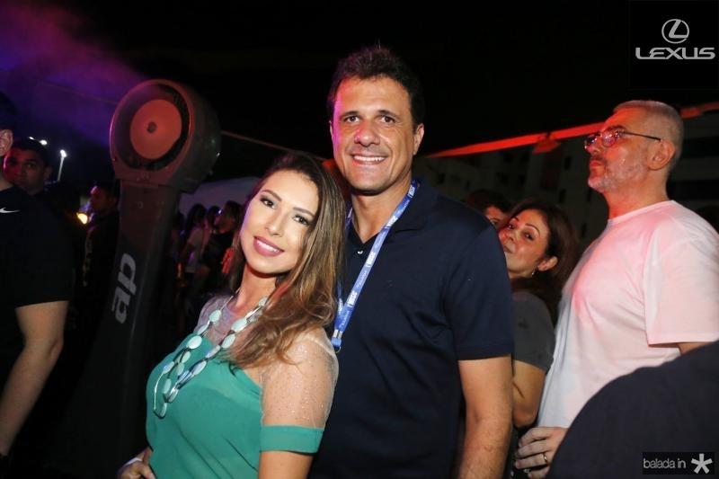Katiucia e Wellington Oliveira