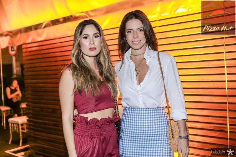 Manoela de Castro e Lina Frank