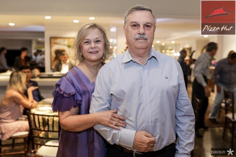 Monica e Paulo Studart