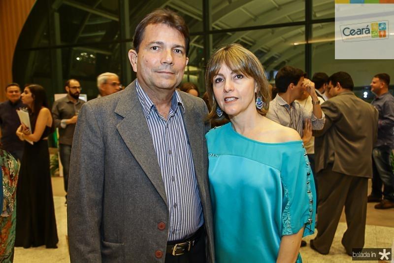 Fernando Castro Alves e Circe Jane