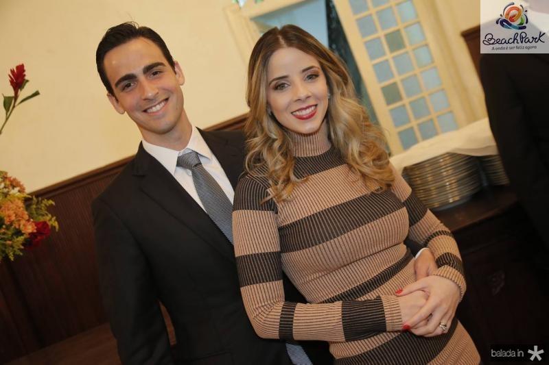Emilio Neto e Larissa Ary