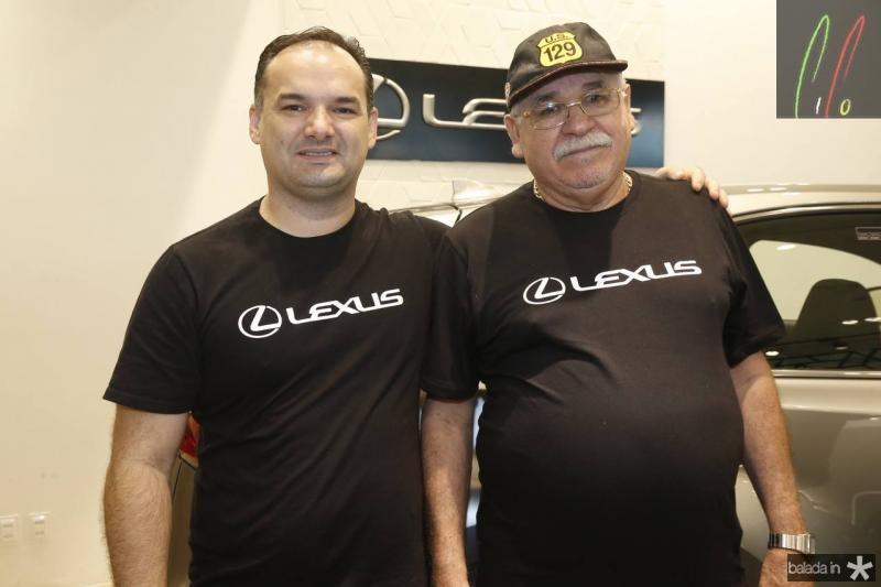 Glauco Feitosa e Luiz Gonzaga Pereira