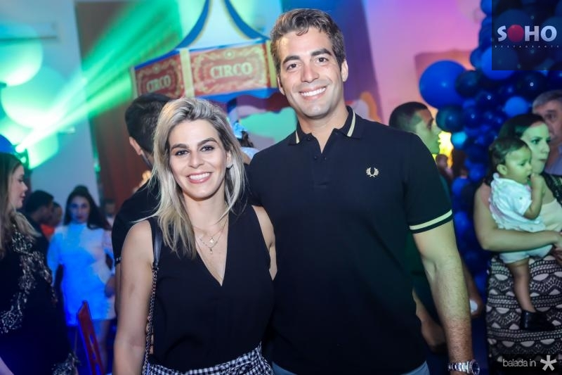 Amanda e Leonardo Vidal