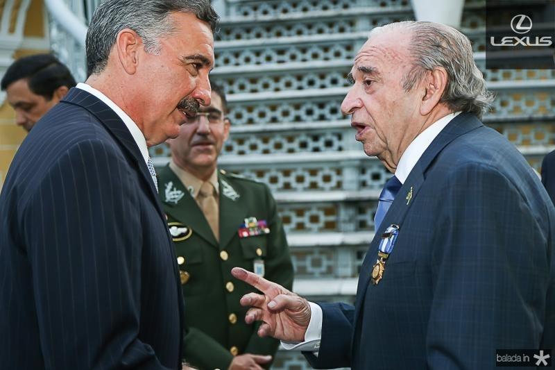Artur Bruno e Ednilo Soares