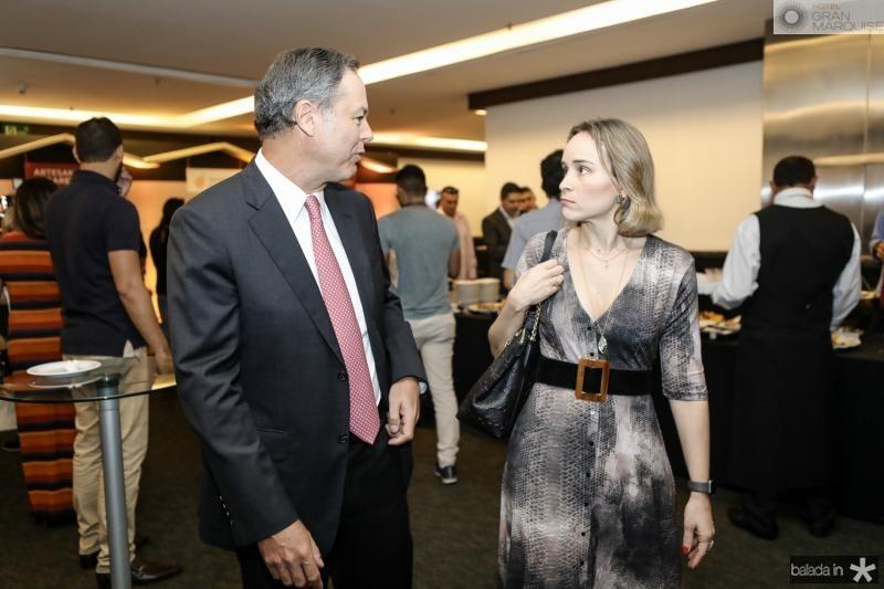 Gregorio Gutierrez e Fernanda Pacobayba