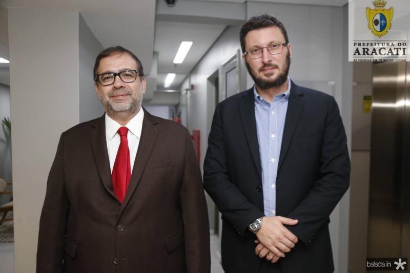 Hugo Leao e Rodrigo Leite