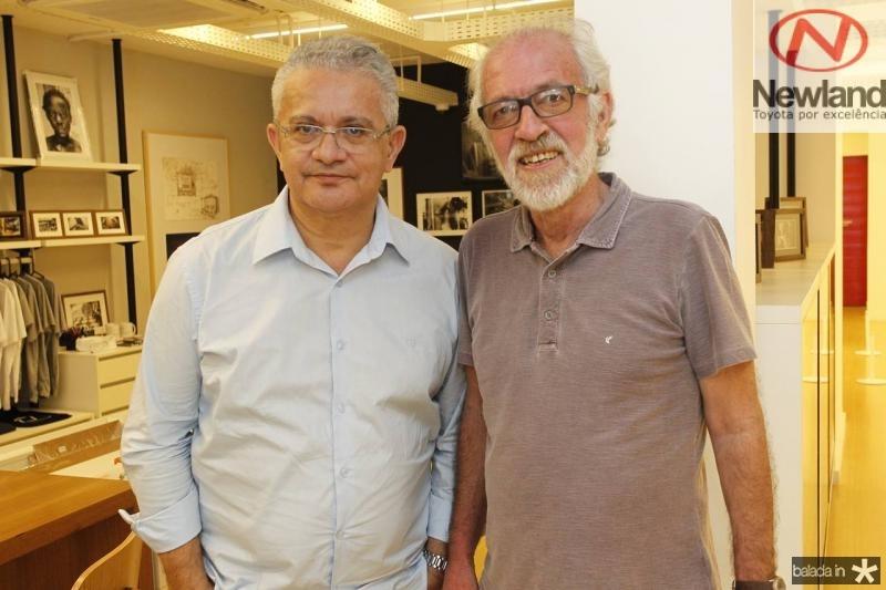 Luiz Sergio Santos e Silas de Paula
