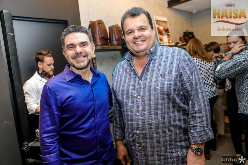 Isaac Furtado e Rene Freire