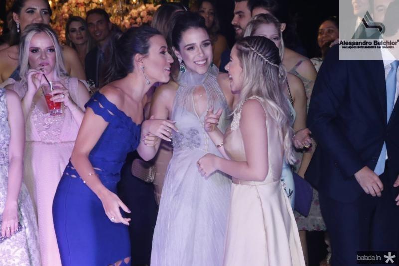Beatriz Ramalho, Marcelle Cidrao e Maria Laura 2