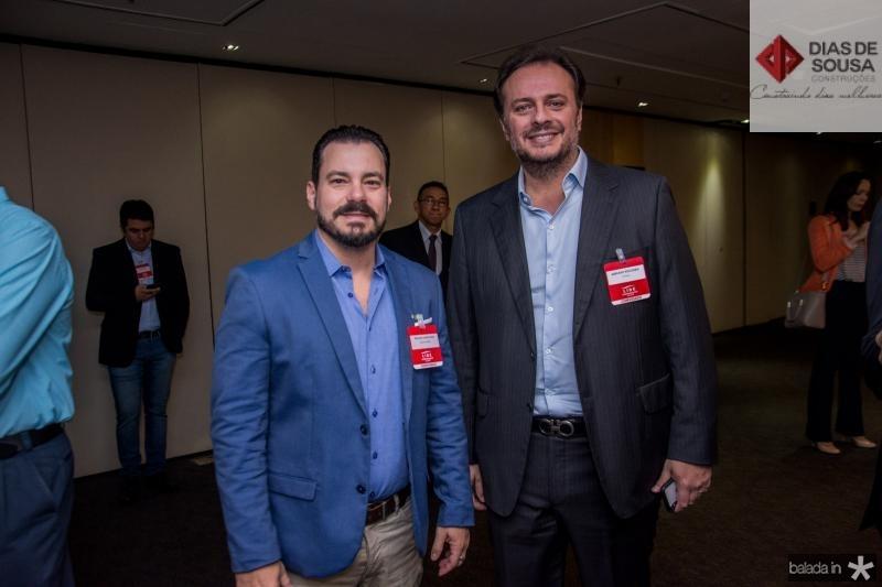 Miguel Dias e Adriano Nogueira
