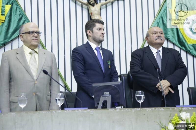 Fernando Ximenes, Paulo Jose Benevides e Fernando Hugo