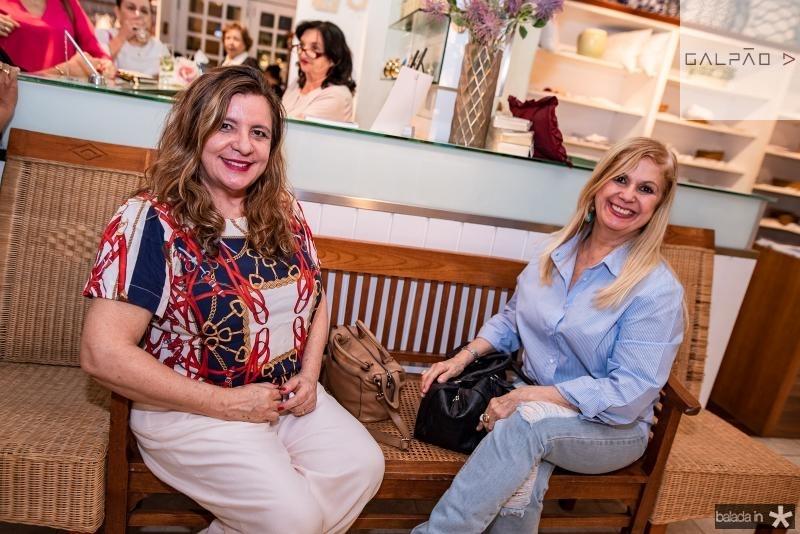 Vilma Timbo e Clo Ribeiro