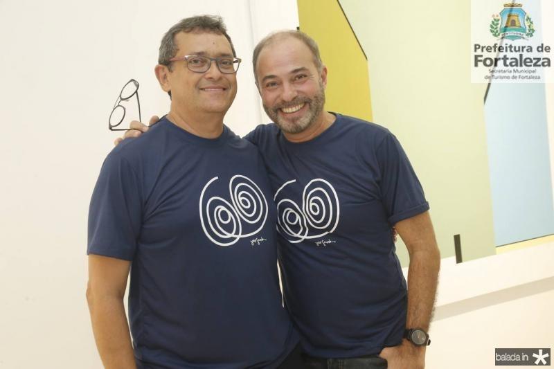 Jose Guedes e Marcos Novaes