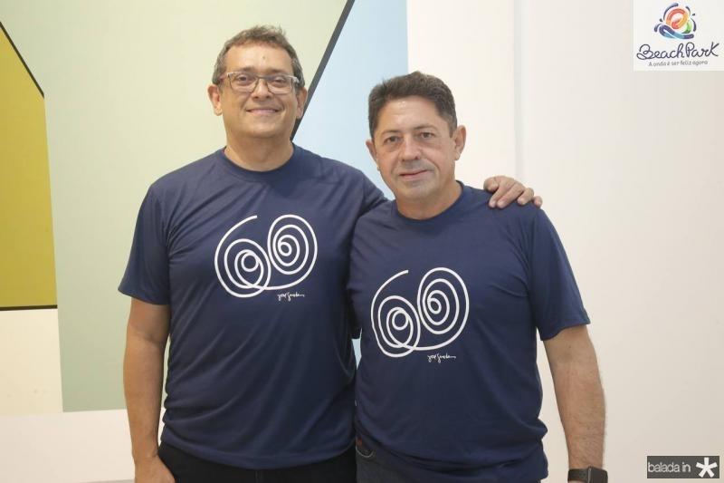 Jose Guedes e Valdenio Barros
