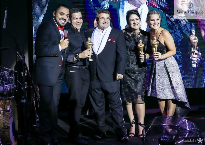 Tirulipa, Kaka, Mario, Rosilandia e Patriciana Queiros