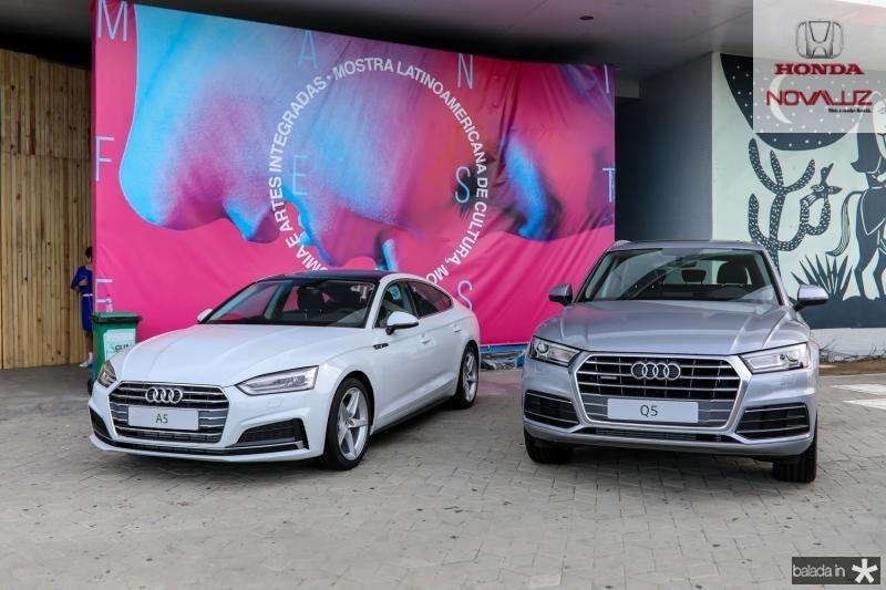 Audi e DFB