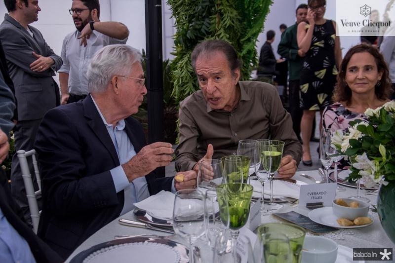 Carlos Prado e Everardo Teles