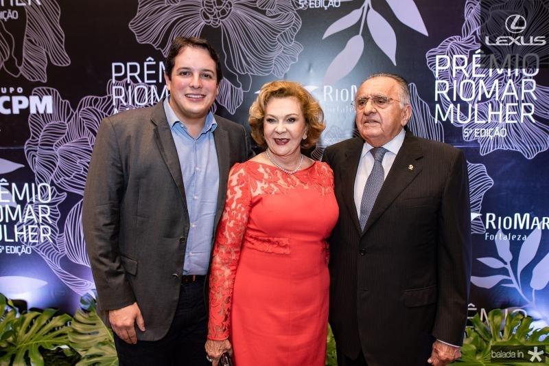 Marcelo Filho, Auxiliadora e Joao Carlos Paes Mendonca