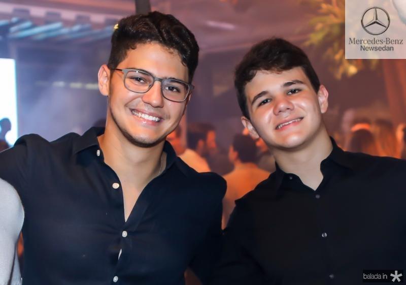 Otavio e Edson Queiroz