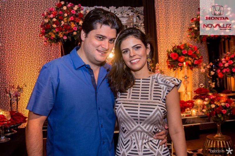 Adriano e Josy Costa
