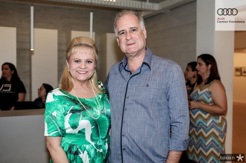 Excelsa e Artur Costa Lima