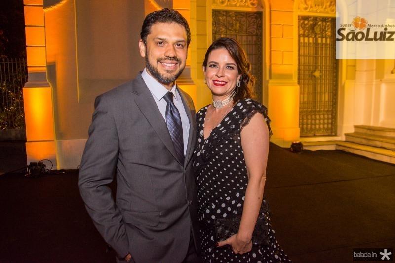 Moacir Felix e Rocaia Coelho